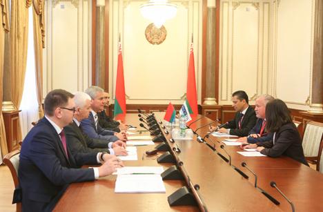 Андрейченко: Беларусь сделает все необходимое для проведения на достойном уровне летней сессии ПА ОБСЕ