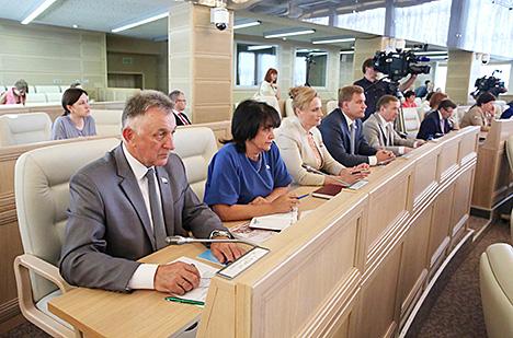 Мясніковіч: У Беларусі створаны ўсе ўмовы для сумленных выбараў