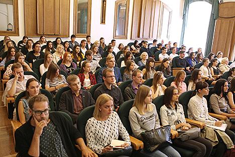 Якунін: Парламенцкія выбары ў Беларусі прайшлі ў адпаведнасці з усімі стандартамі дэмакратыі