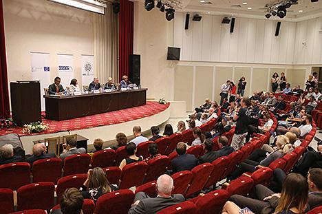 АБСЕ адзначае прагрэс у шэрагу пытанняў пры правядзенні выбараў у Беларусі