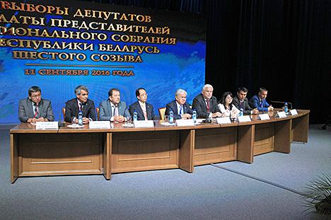 Місія наглядальнікаў ад ШАС назвала выбары ў Беларусі ўзорнымі