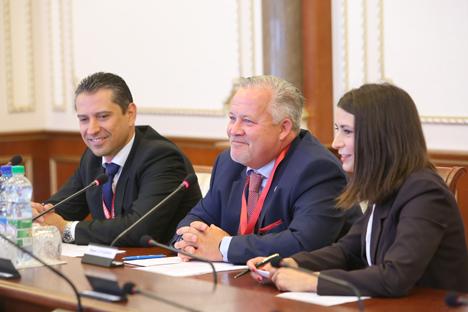 Андрэйчанка: Беларусь зробіць усё неабходнае для правядзення на дастойным узроўні летняй сесіі ПА АБСЕ