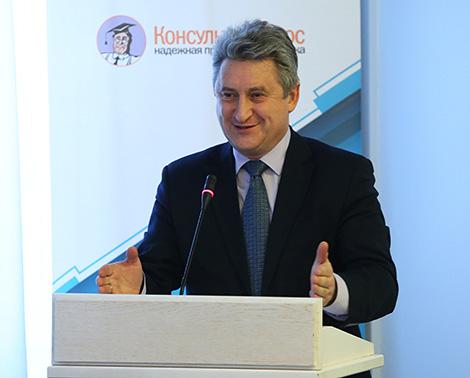 Директор Национального центра законодательства и правовых исследований Вадим Ипатов