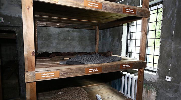 Музей еврейского сопротивления в Новогрудке