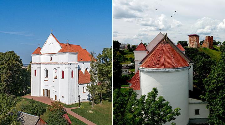 Костел Преображения Господня в Новогрудке