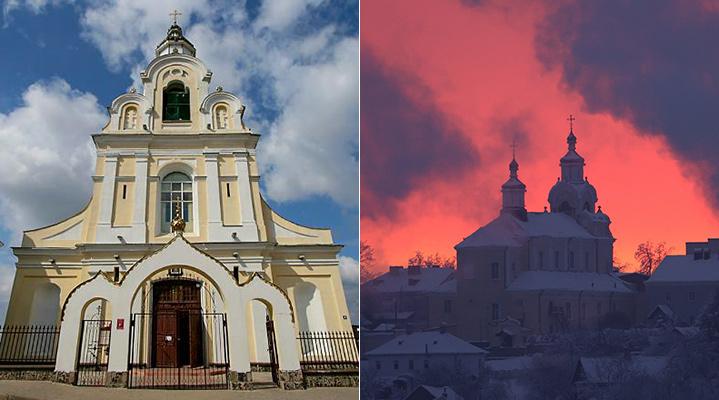 Свято-Никольский кафедральный собор в Новогрудке