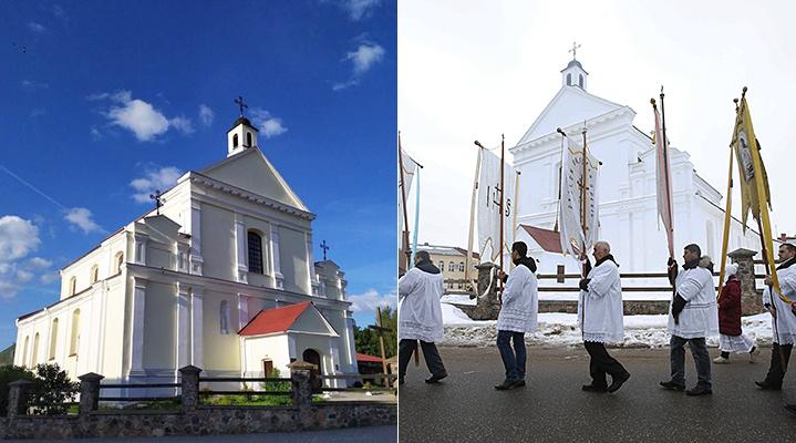 Костел Святого Михаила Архангела в Новогрудке