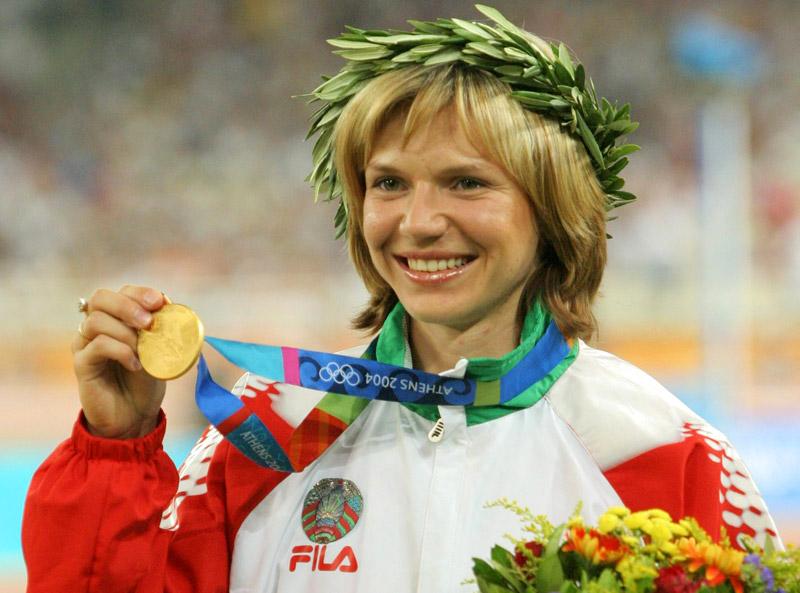 Имена и фамилии известных русских спортсменов
