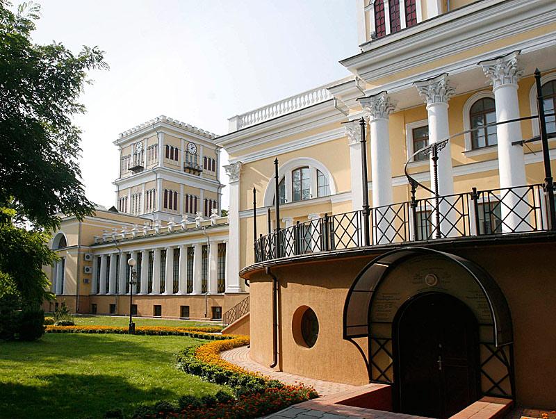 Картинки по запросу фото дворца паскевичей румянцевых в гомеле
