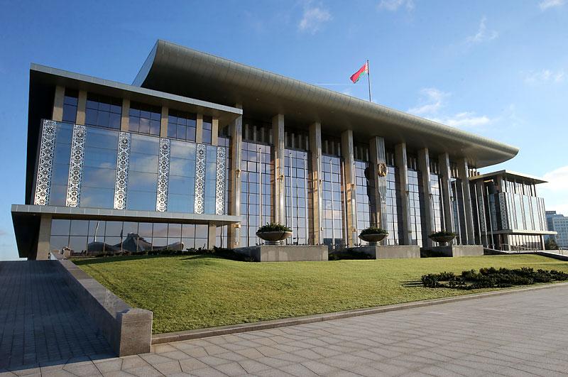 Дворец Независимости в Минске | Официальный сайт Республики Беларусь