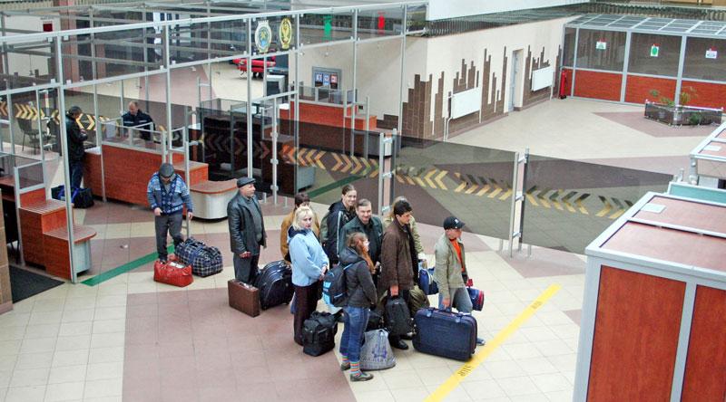 Паспортно визовые формальности в туризме курсовая