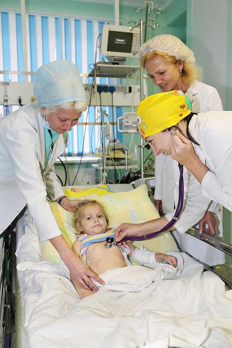 Детская больница навои киев