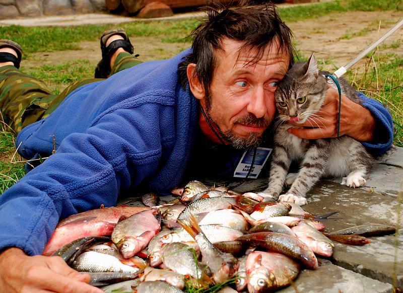 бардовская рыбалка