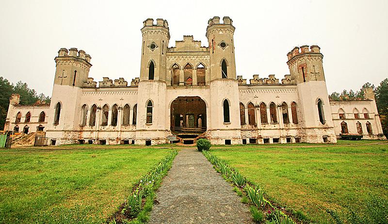 Дворец Пусловских в Коссово фото 43a8bc5040f