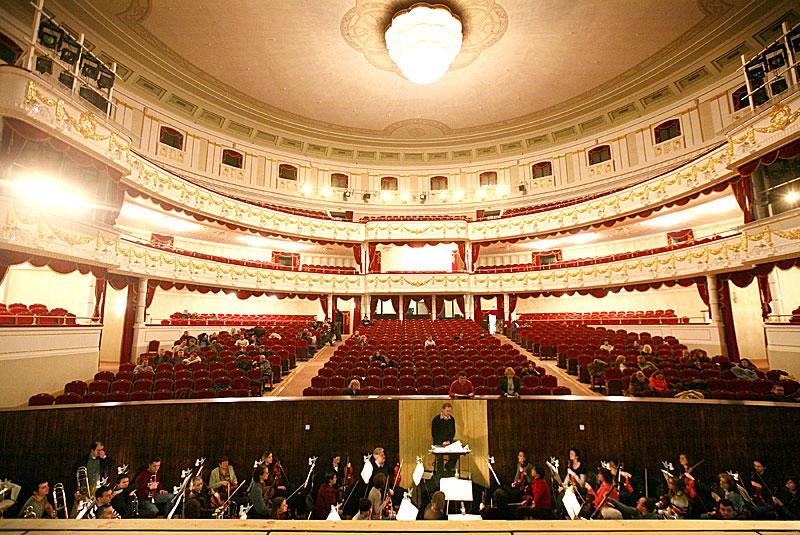Новосибирский государственный академический театр оперы и.