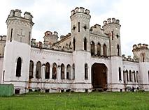 Дворец Пусловских в Коссово, памятник архитектуры Беларуси XIX века ... 2e7306bf416